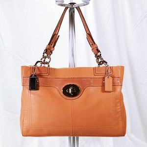 Coach Penelope Leather Handbag